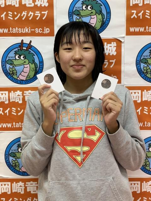 東海ブロック短水路水泳競技大会にて男女総合準優勝