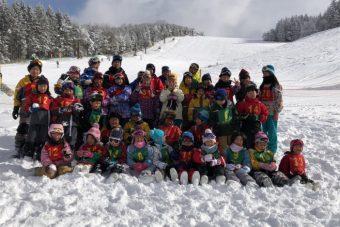 2018スキー教室ご報告